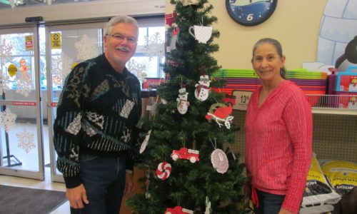 Memory Tree Fundraiser