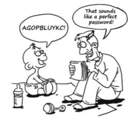 online passwords