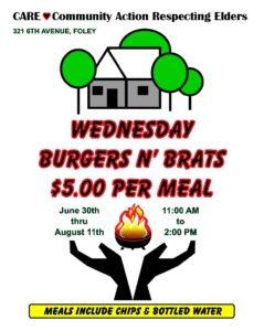 Burgers n' Brats Foley MN